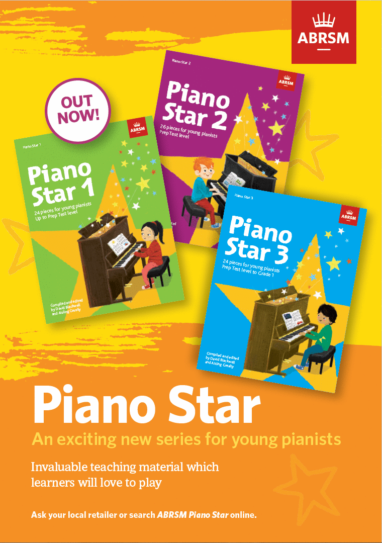 Image of Piano Star Books